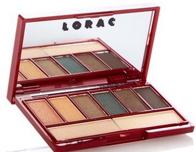Lorac Eyeshadow Palettes