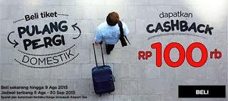 Promo terbaru AirAsia Periode Agustus 13 2015