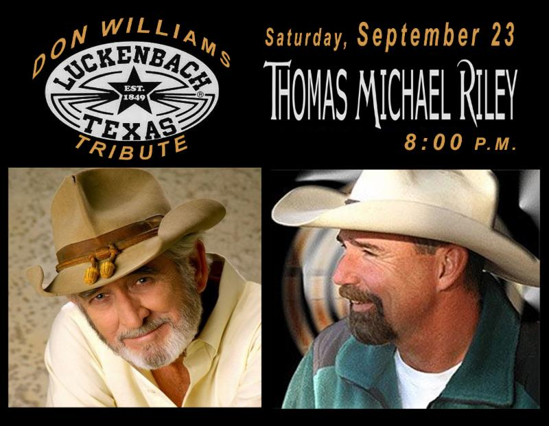 Don Williams Tribute