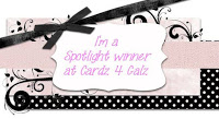 I am spotlight winner