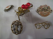 Brooches for Penny Lane