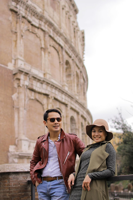 the Closet Catwalk, Colosseo, Rome Italy, Europe Honeymoon