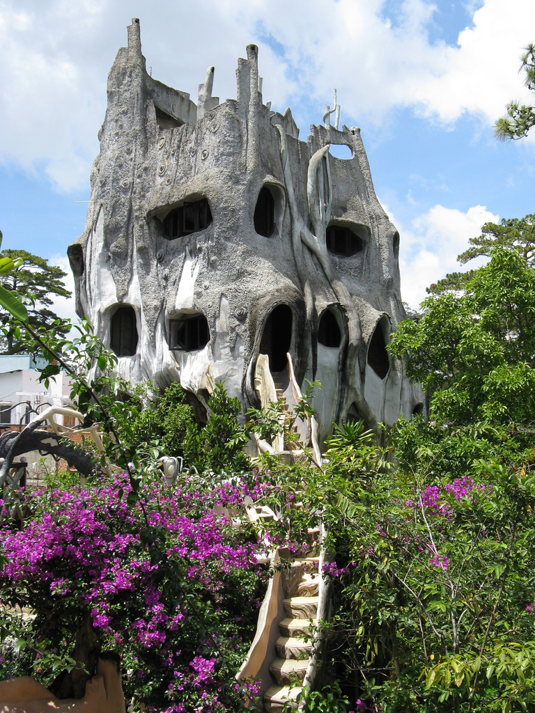 Hang Nga Guesthouse (Crazy House), Vietnam