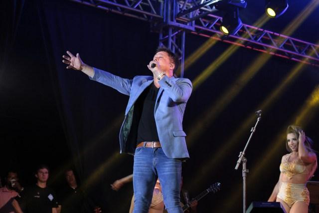 Turnê bar do LEO Leonardo em  TRIUNFO/PE 28/12/2016