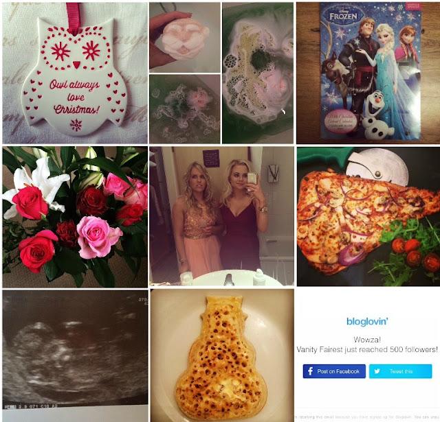 November Instagram | Blogmas 2014