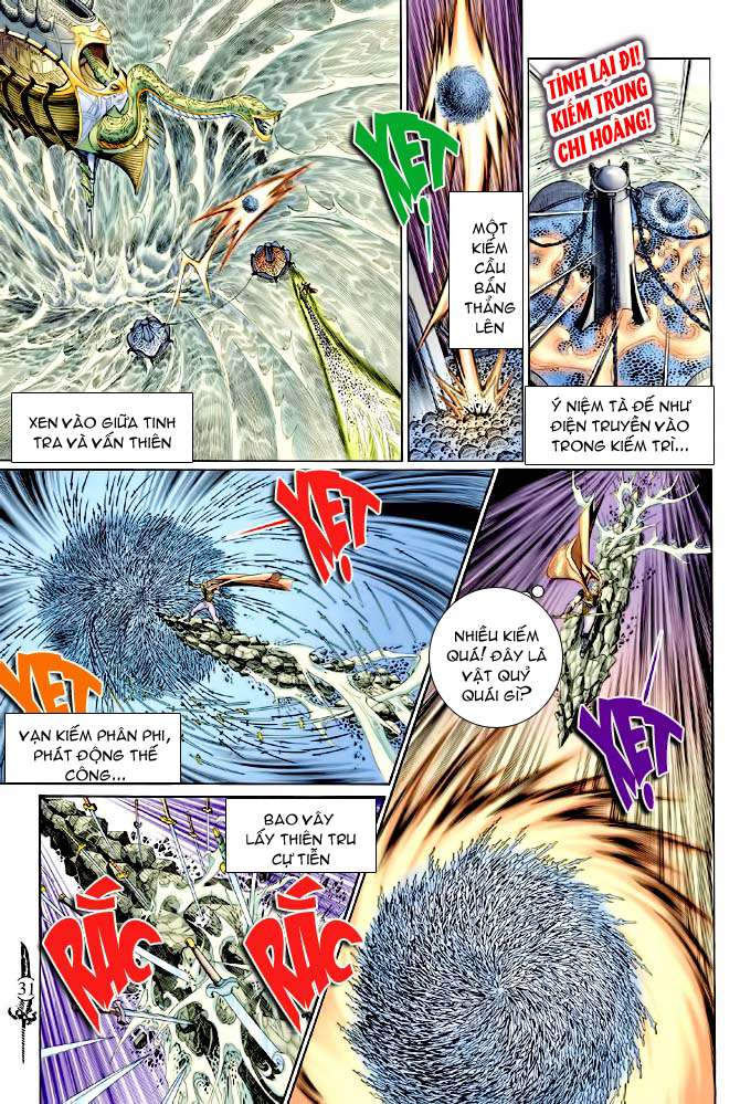 Thần Binh Huyền Kỳ I chap 146 - Trang 30