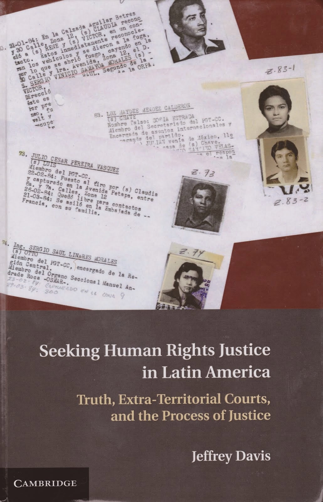 Seeking Human Rights Justice