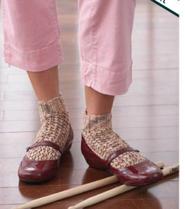 Crochet Pattern Central - Free Slipper And Sock Crochet