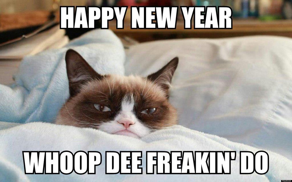 Happy cat meme