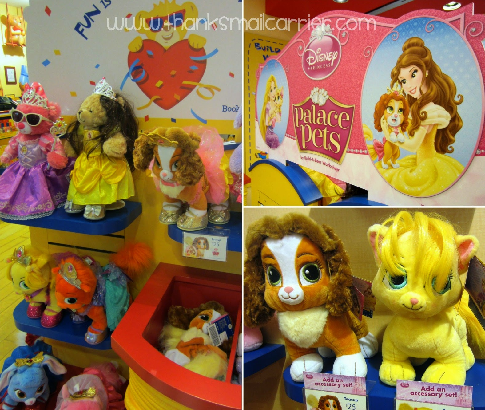 Build-A-Bear Palace Pets