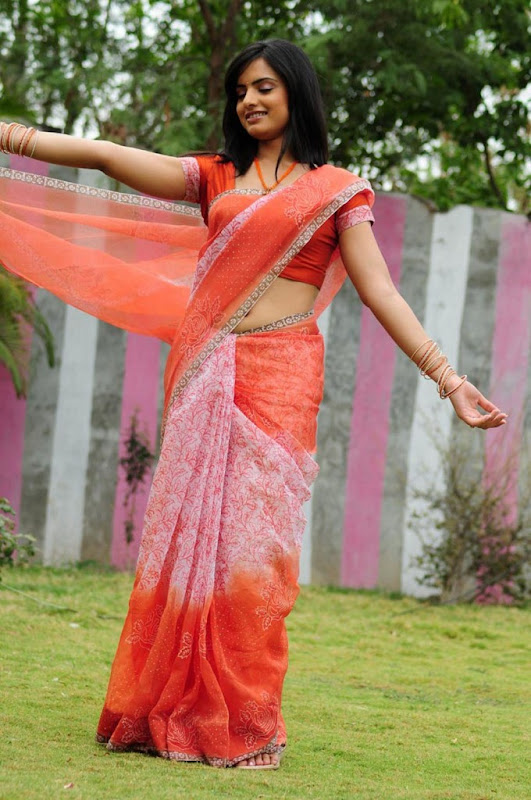 Ritu kaur Spicy Stills  Chandan Telugu Movie Fame Gallery navel show