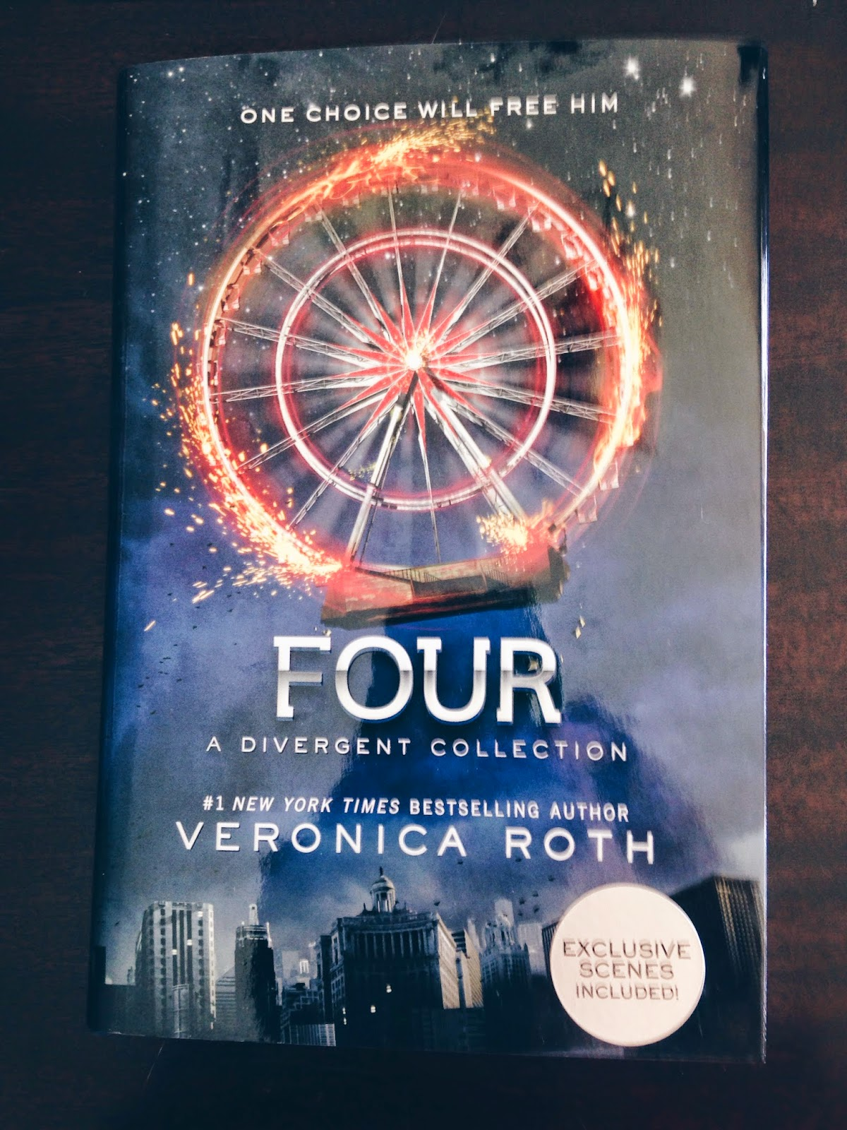 Courtney Tomesch Four Divergent Collection Veronica Roth