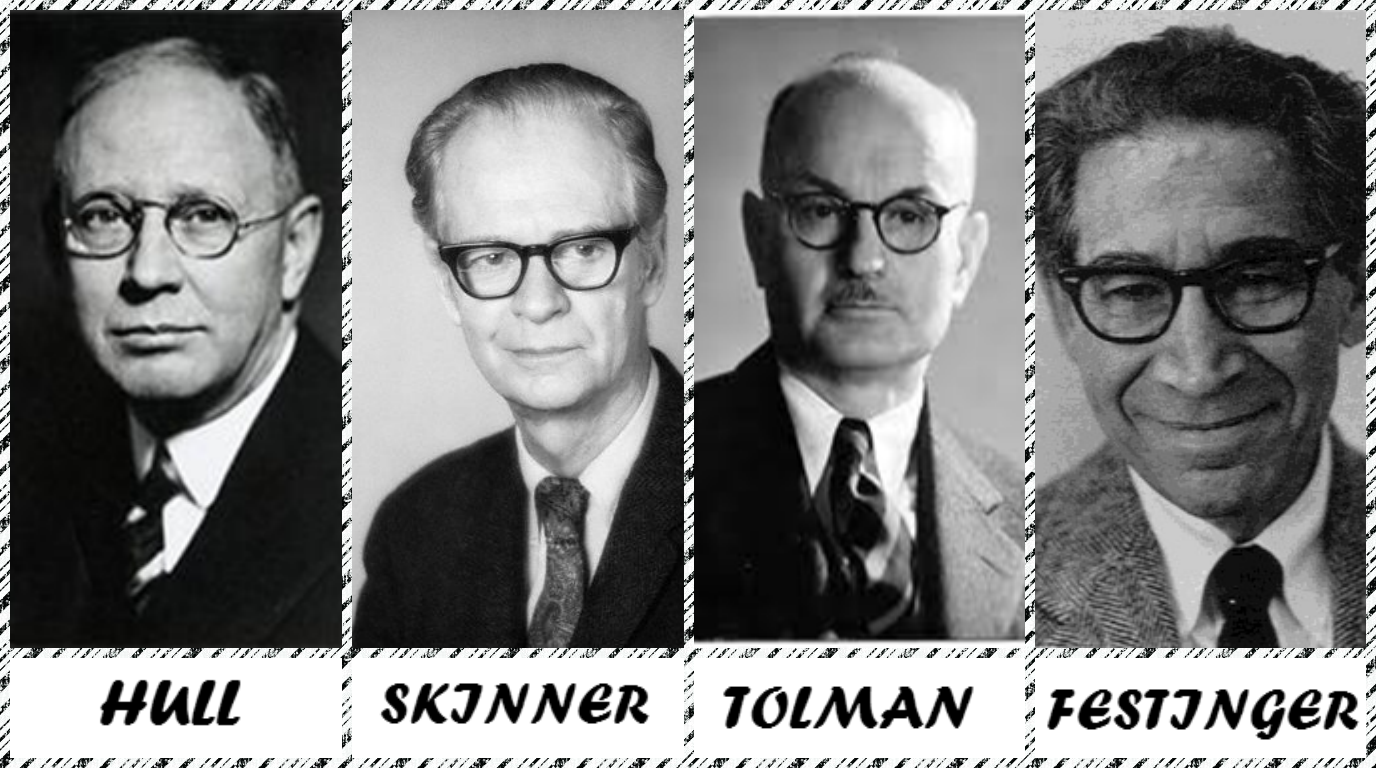 watson skinner and tolman The behaviorists - pavlov, watson and skinner (materialist) 188-209 in the textbook the behaviorists said psychologists should not concern themselves with the mind.