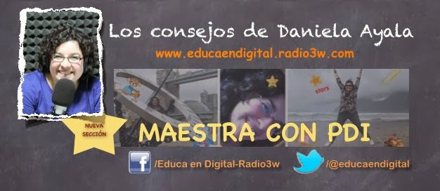 Colaboré en Educa en Digital