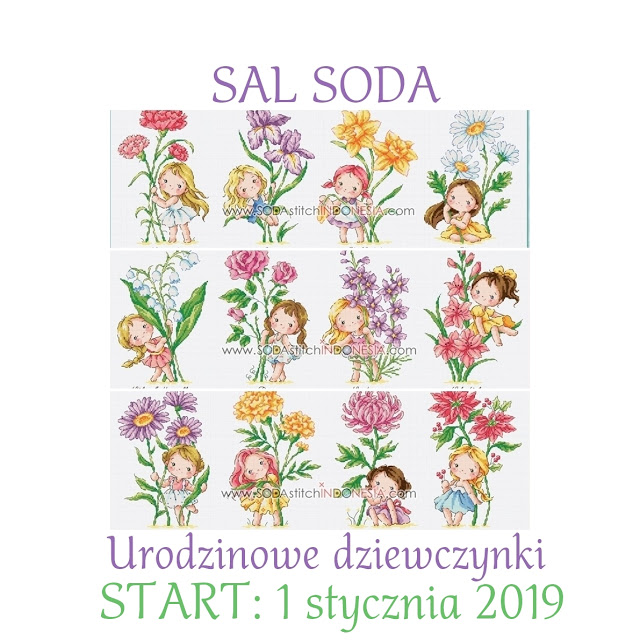 Sal SODA Birth flowers
