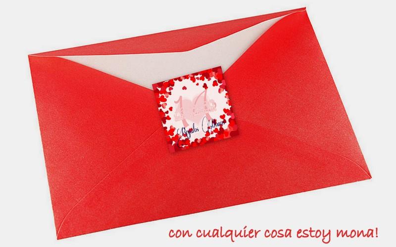 Con Cualquier Cosa Estoy Mona Cartas De Amor Concurso De San