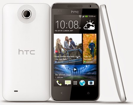 Gambar HTC Desire 300 Android Jelly Bean 4.3 inch