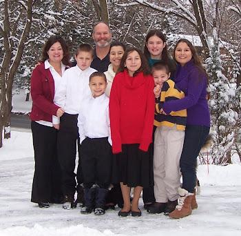 December 2011 Haak Family