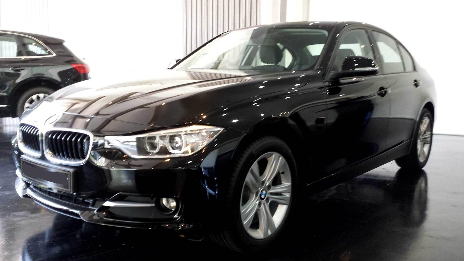 BMW 316i Active Flex 2014