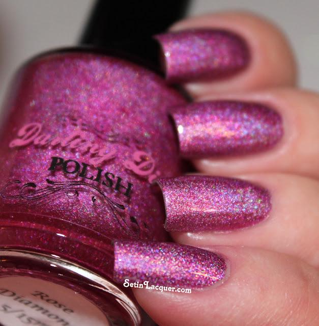 Darling Diva - Rose Diamond