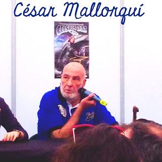 César Mallorquí Celsius
