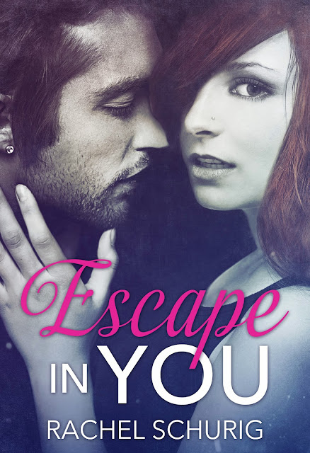 Cover Reveal: Escape In You
