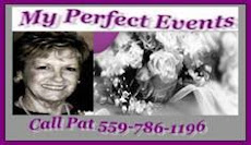 My Perfect Events By  Pat Frantzen