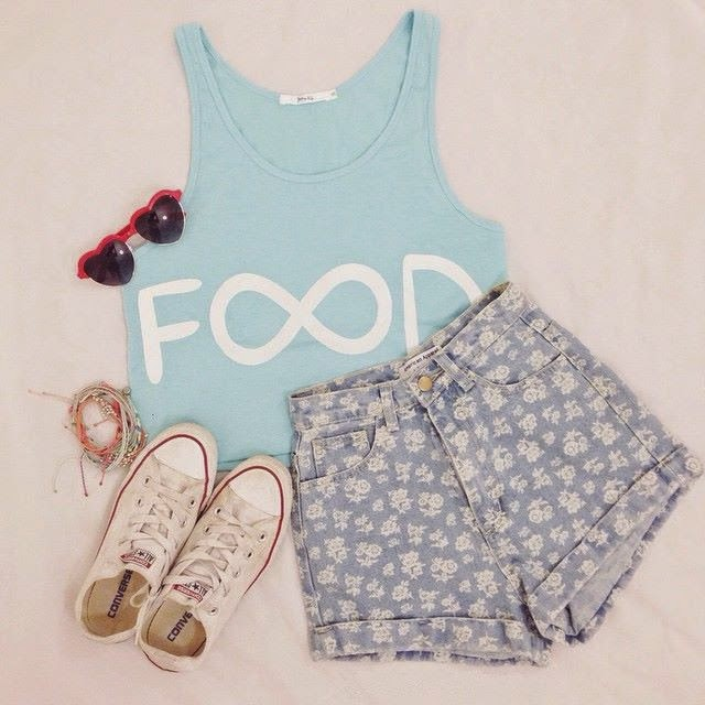 Latest Summer Outfits Ideas #22.