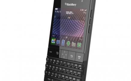 Harga BlackBerry P'9981 Porsche Design di Indonesia