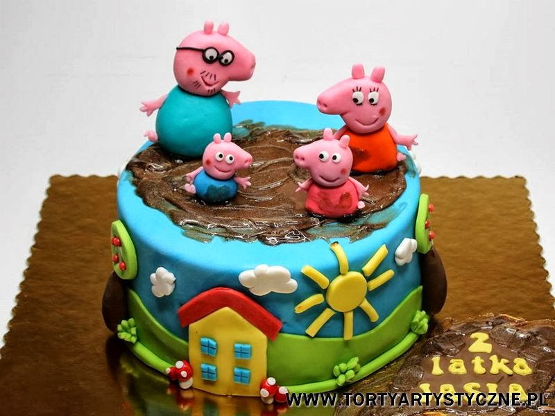 Peppa Pig Birthday Cake Publix Cake