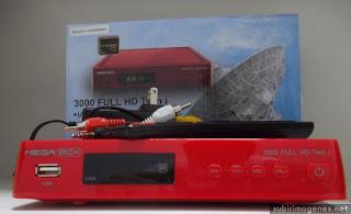 NOVA ATUALIZAÇÃO MEGABOX MG 3000 [25/04/12]