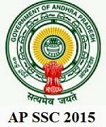 AP SSC 10th Class  2015 Exam Time Table March 2015