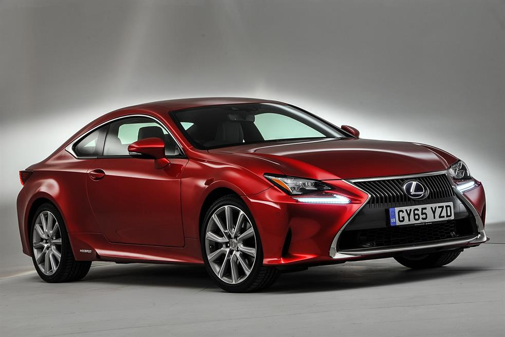 all lexus lexus rc 300h the world 39 s most stylish coupe is also a planet hugging hybrid. Black Bedroom Furniture Sets. Home Design Ideas