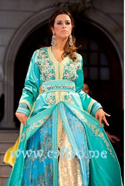 Moroccan Caftan 2013