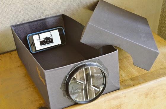 ayakkabı kutusu, projeksiyon cihazı, projeksiyon cihazı aygıtı
