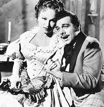 Mario Lanza and Dorothy Kirsten
