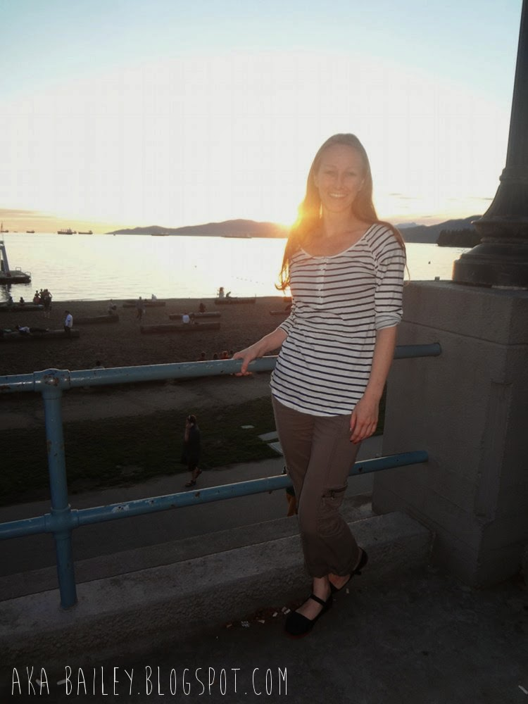 Me and the sunset!
