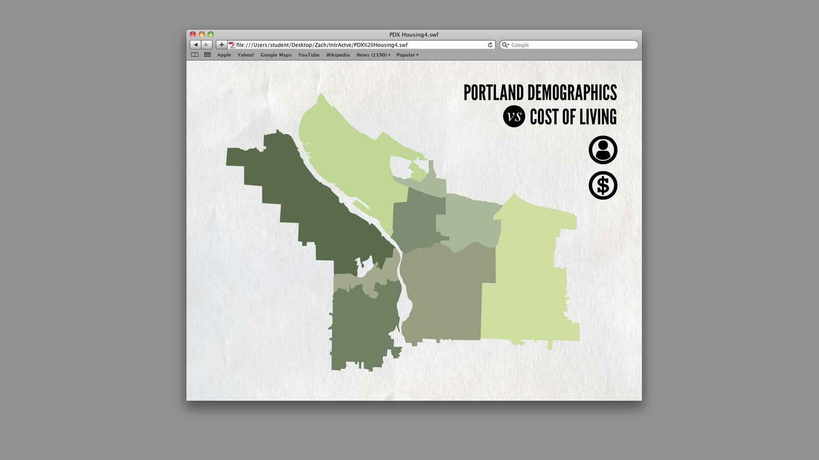information graphics pdx edition interactive portland neighborhood map. Black Bedroom Furniture Sets. Home Design Ideas