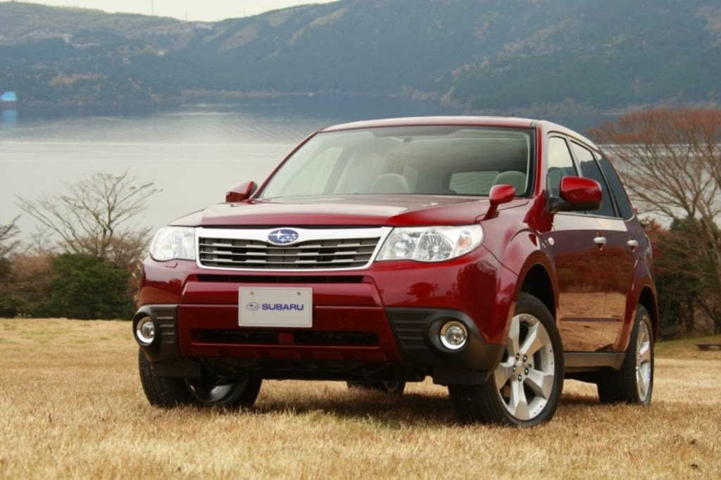 2014 Subaru Forester Car Wallpaper