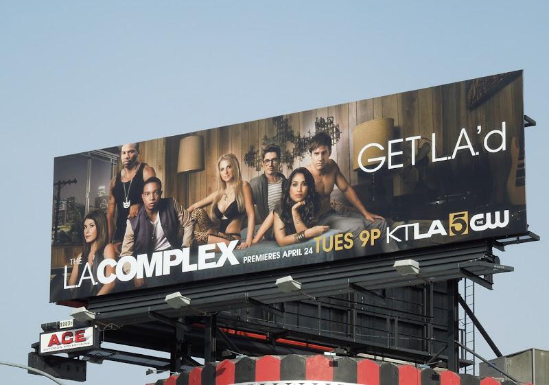 Get LAd LA Complex billboard