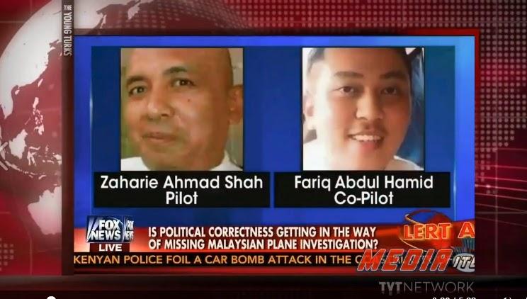 Fox News Menuduh Pilot Dan Co-Pilot Pengganas Islam