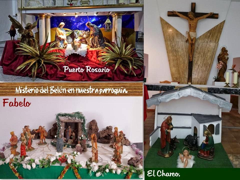 Parroquia ntra sra del rosario misterio del bel n en nuestra parroquia el charco fabelo y - Farmacia guardia puerto del rosario ...