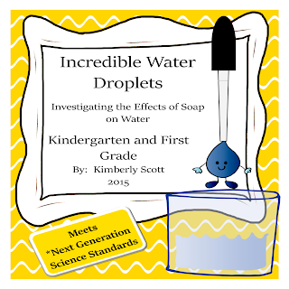 https://www.teacherspayteachers.com/Product/Incredible-Water-Droplets-Exploring-Surface-Tension-with-K-1st-Grade-1982763