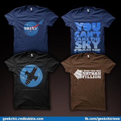 Firefly T-shirts