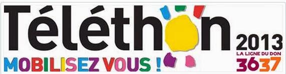 Téléthon 2013 en Auvergne, Chappes.