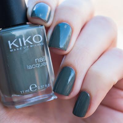Kiko 348 Camouflage Green