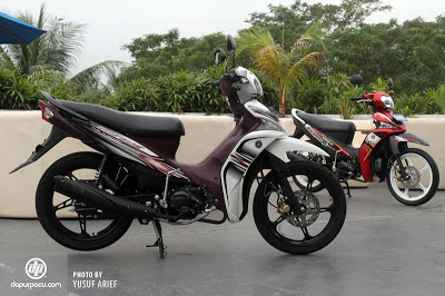 Modif Yamaha Force Fi