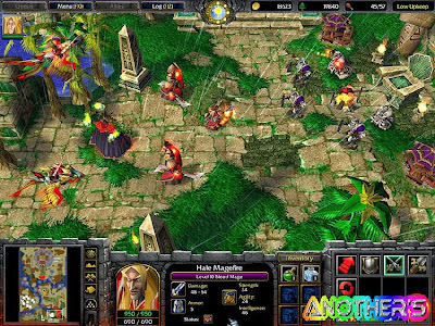 Warcraft iii: reign of chaos (video game), real-time strategy (media genre), warcraft (fictional universe), world