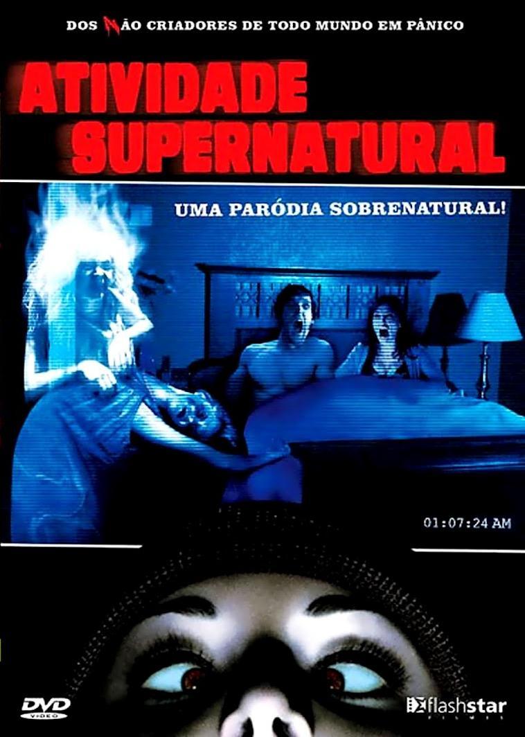 Atividade Supernatural Dublado