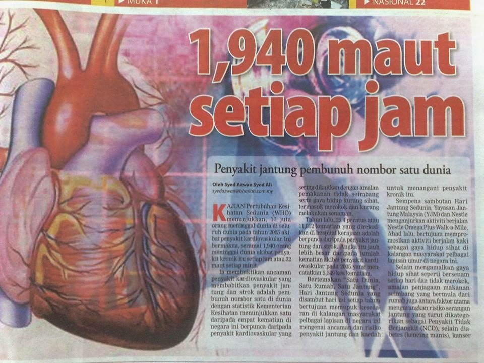 efek diabetis , jantung